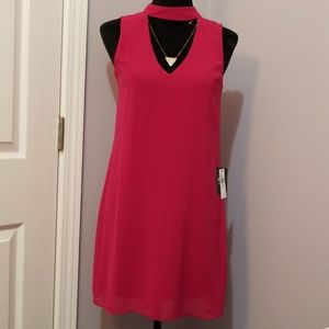 Hot pink By & By dress. NWT